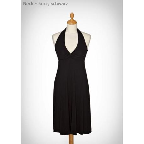 Neck - kurz, schwarz